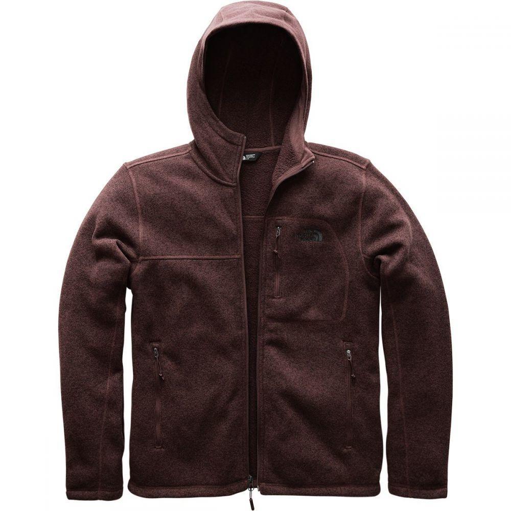 ザ ノースフェイス The North Face メンズ トップス フリース【Gordon Lyons Hooded Fleece Jackets】Sequoia Red Heather