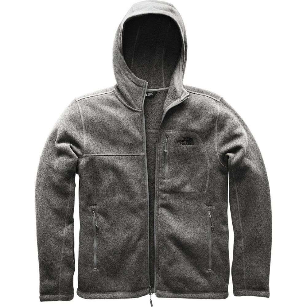 ザ ノースフェイス The North Face メンズ トップス フリース【Gordon Lyons Hooded Fleece Jackets】Tnf Medium Grey Heather
