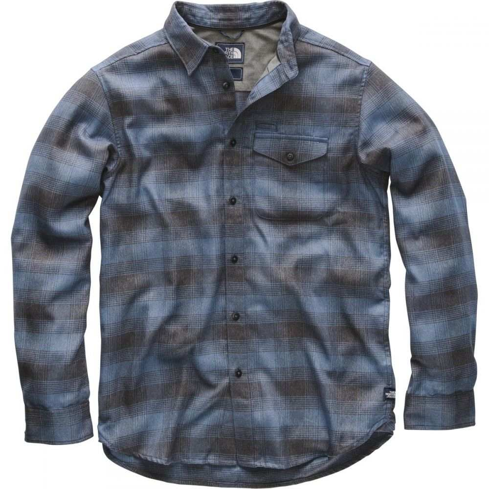 ザ ノースフェイス The North Face メンズ トップス シャツ【ThermoCore Long - Sleeve Shirts】Monument Grey Warfield Plaid
