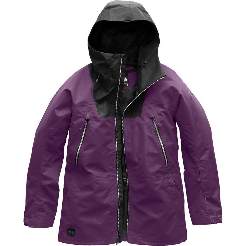 ザ ノースフェイス The North Face メンズ スキー・スノーボード アウター【Ceptor Hooded Jackets】Black Currant Purple/Tnf Black