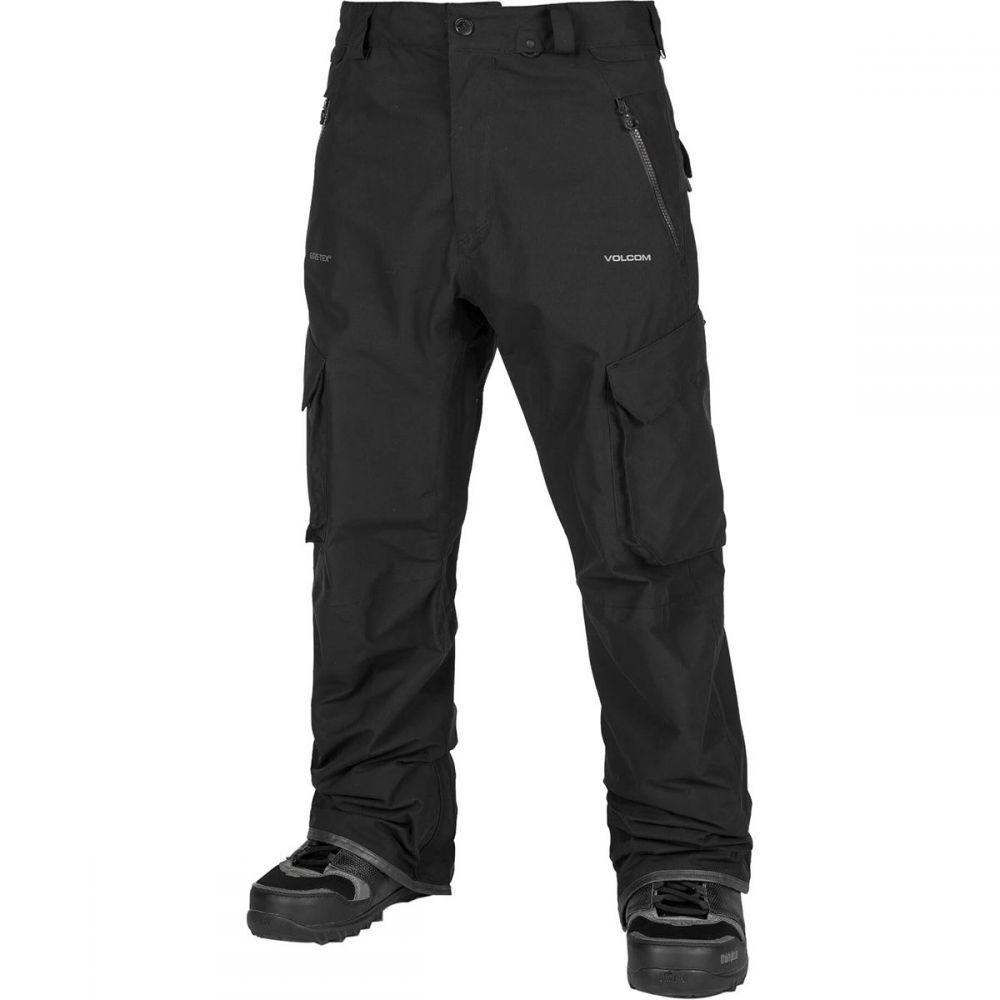ボルコム Volcom メンズ スキー・スノーボード ボトムス・パンツ【Lo Gore - Tex Pants】Black