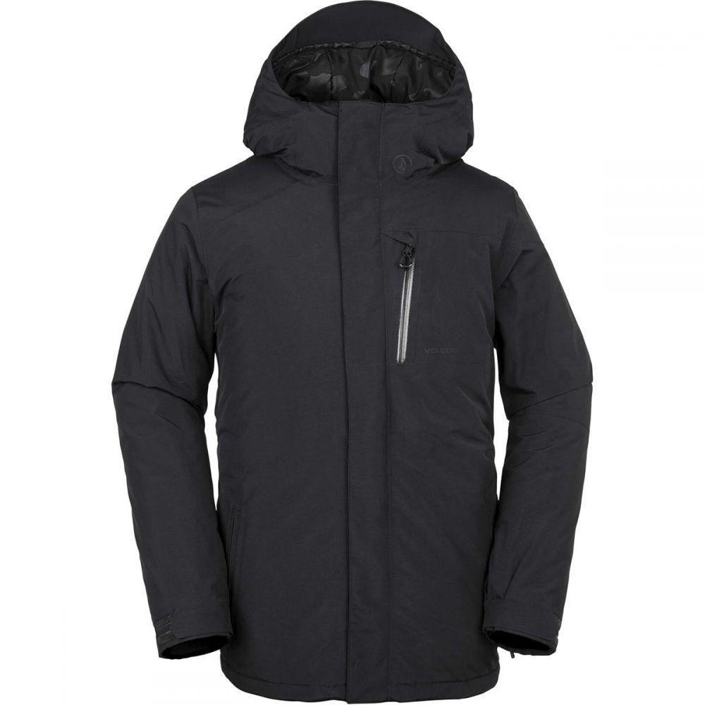 ボルコム Volcom メンズ スキー・スノーボード アウター【L Gore - Tex Jackets】Black