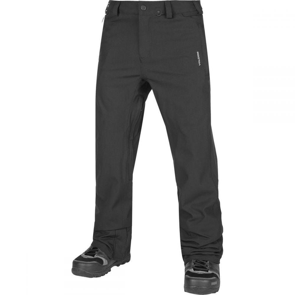 ボルコム Volcom メンズ スキー・スノーボード ボトムス・パンツ【Freakin Snow Chino Pants】Black