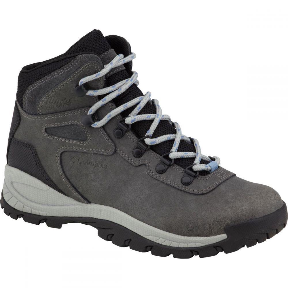 贅沢屋の コロンビア Ridge Columbia レディース ハイキング・登山 シューズ・靴【Newton コロンビア Boot】Quarry/Cool Ridge Plus Hiking Boot】Quarry/Cool Wave, ネットコスメ:952a6aa7 --- supercanaltv.zonalivresh.dominiotemporario.com