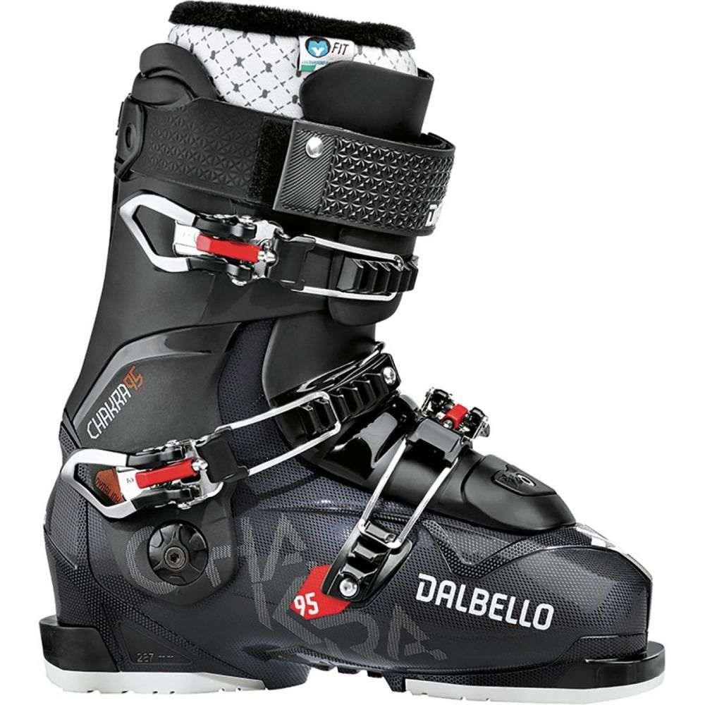 ダルベロ Dalbello Sports レディース スキー・スノーボード シューズ・靴【Chakra 95 ID Ski Boot】Black/Black