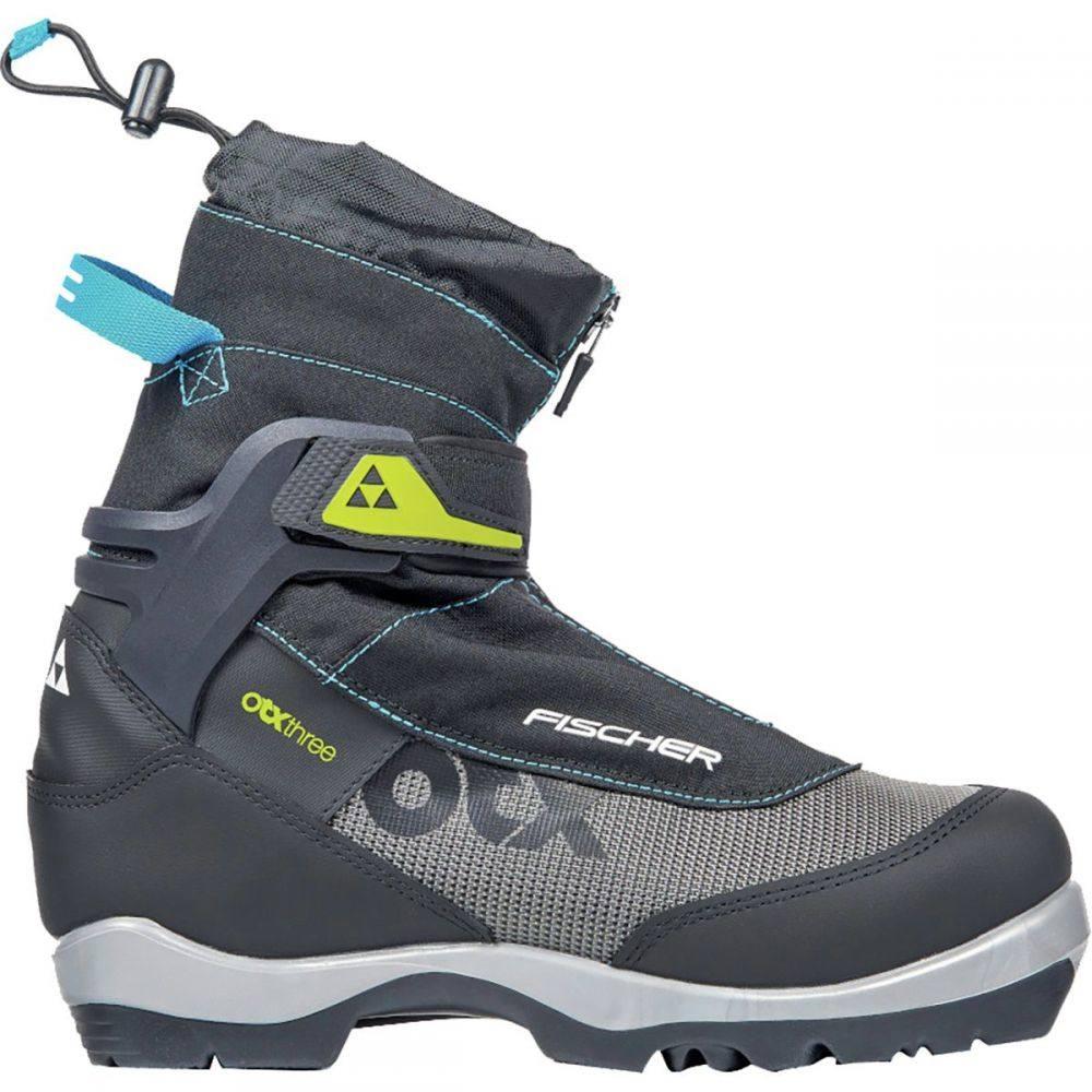 フィッシャー Fischer レディース スキー・スノーボード シューズ・靴【Offtrack 3 Backcountry My Style Boot】Black/Silver/Blue