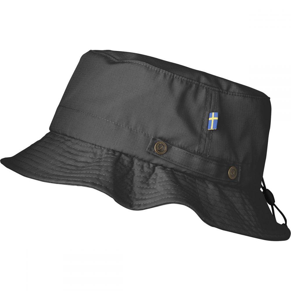 フェールラーベン Fjallraven レディース 帽子 ハット【Marlin Shade Hat】Dark Grey