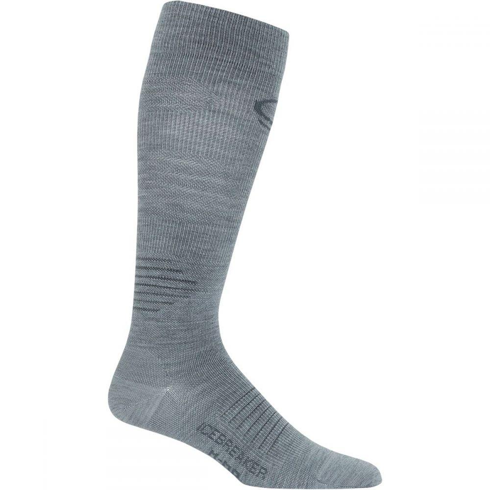 アイスブレーカー Icebreaker レディース インナー・下着 ソックス【Ski+ Compression Ultralight Socks】Twister Heather/Monsoon