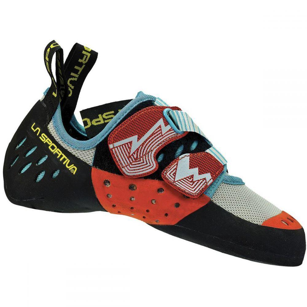 ラスポルティバ La Sportiva レディース クライミング シューズ・靴【Oxygym Climbing Shoe】White/Coral