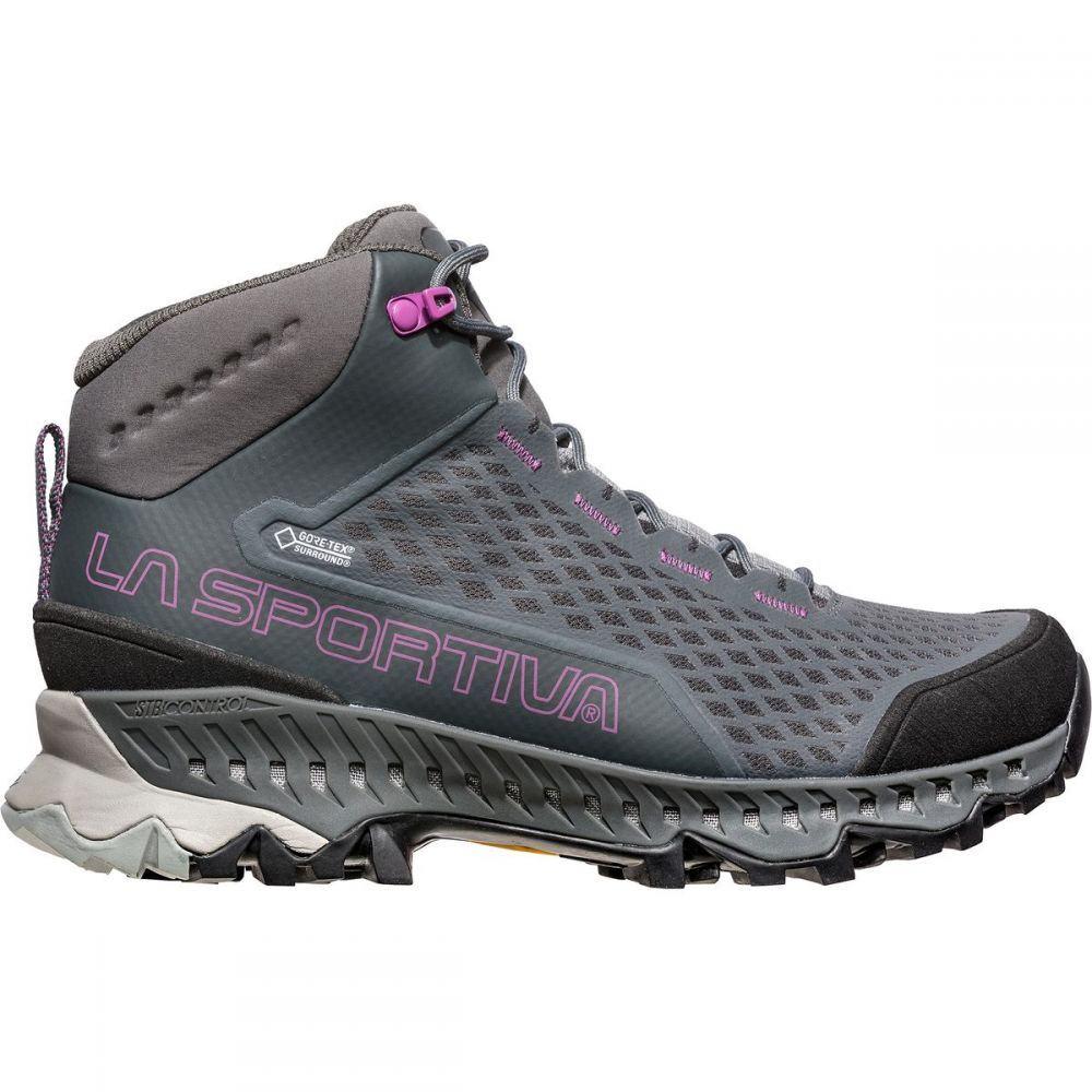ラスポルティバ La Sportiva レディース ハイキング・登山 シューズ・靴【Stream GTX Boot】Carbon/Purple