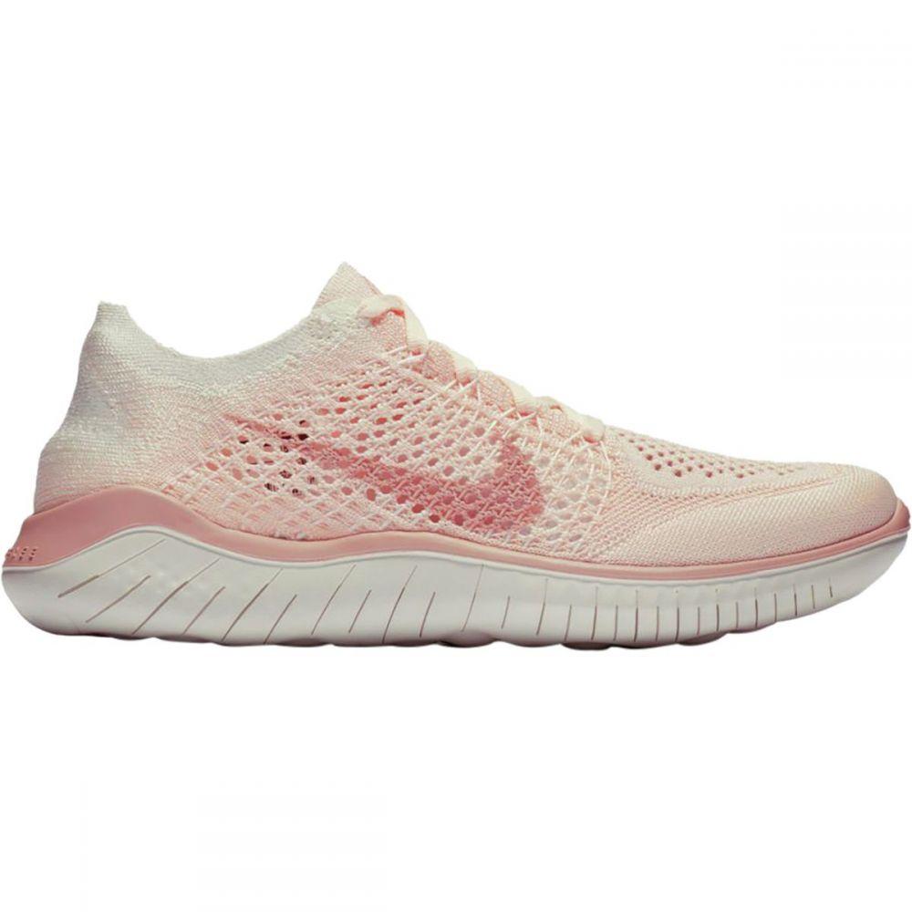 ナイキ Nike レディース ランニング・ウォーキング シューズ・靴【Free RN Flyknit Running Shoe】Guava Ice/Particle Beige-Sail-Rust Pink