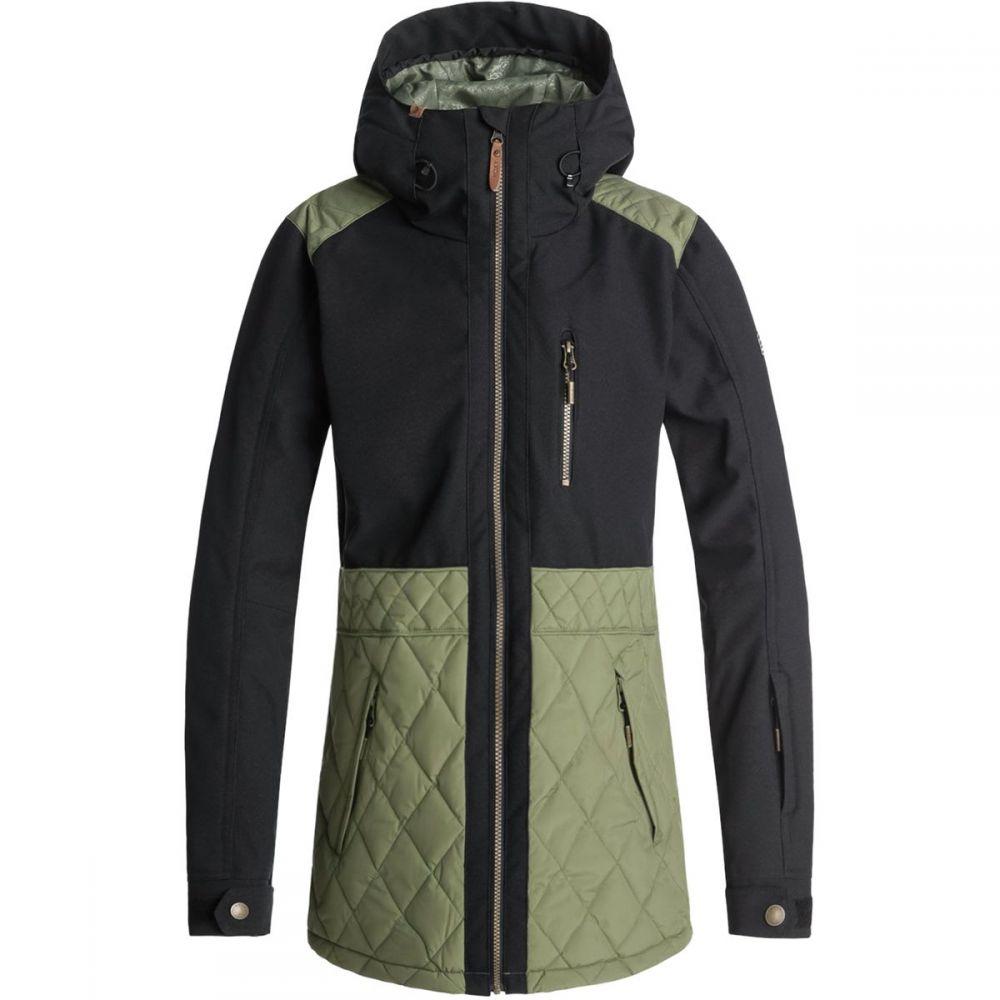 ロキシー Roxy レディース スキー・スノーボード アウター【Journey Hooded Jacket】Four Leaf Clover