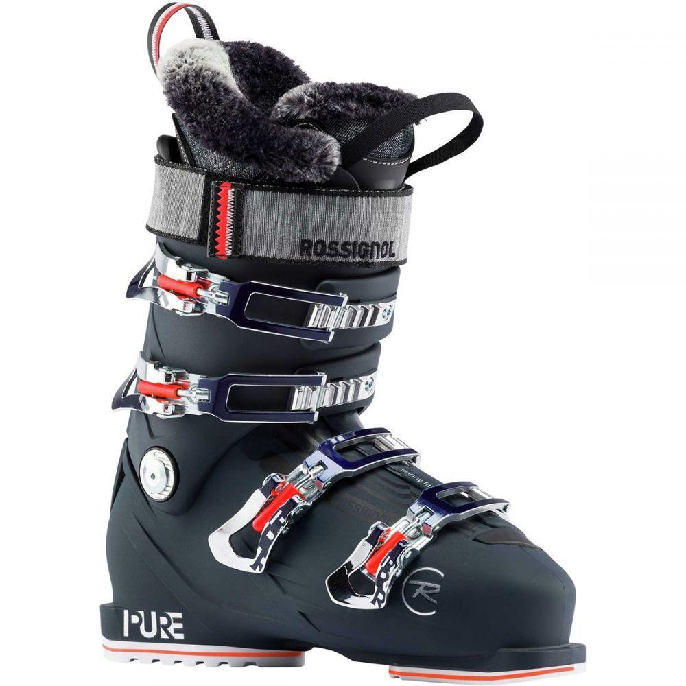 ロシニョール Rossignol レディース スキー・スノーボード シューズ・靴【Pure Elite 120 Ski Boot】Blue/Black