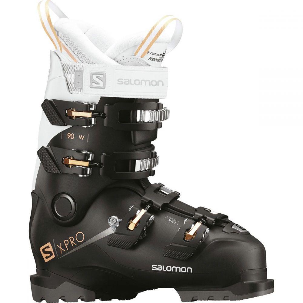 サロモン Salomon レディース スキー・スノーボード シューズ・靴【X Pro 90 Ski Boot】Black/White/Corail
