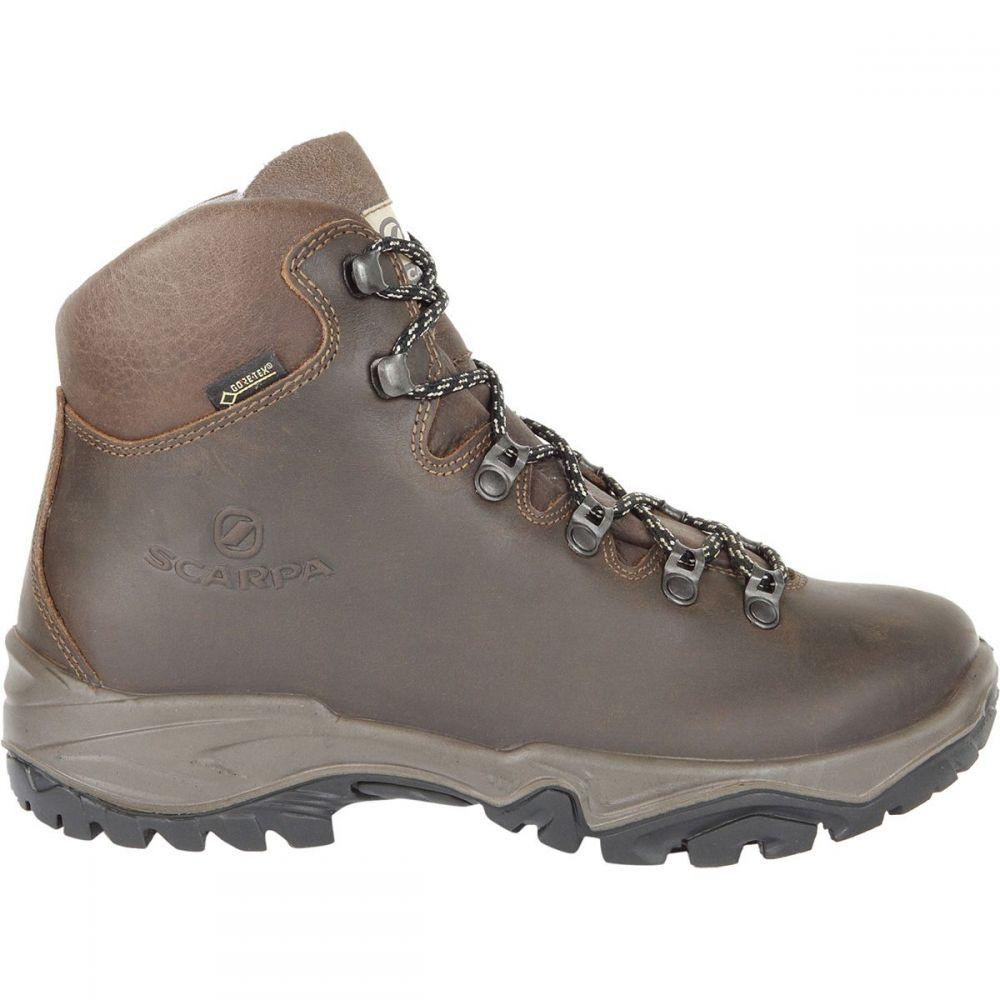 スカルパ Scarpa レディース ハイキング・登山 シューズ・靴【Terra GTX Boot】Brown