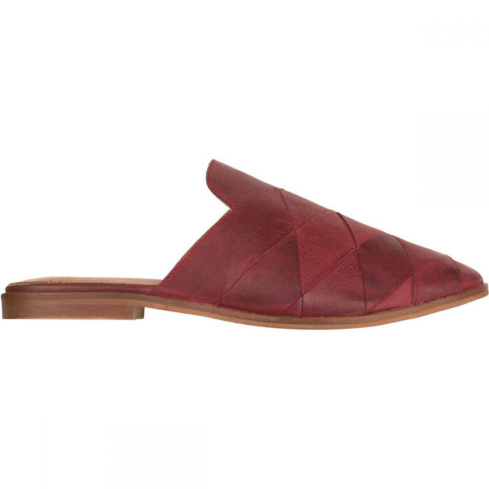 セイシェルズ Seychelles Footwear レディース シューズ・靴【Survival II Shoe】Red Leather