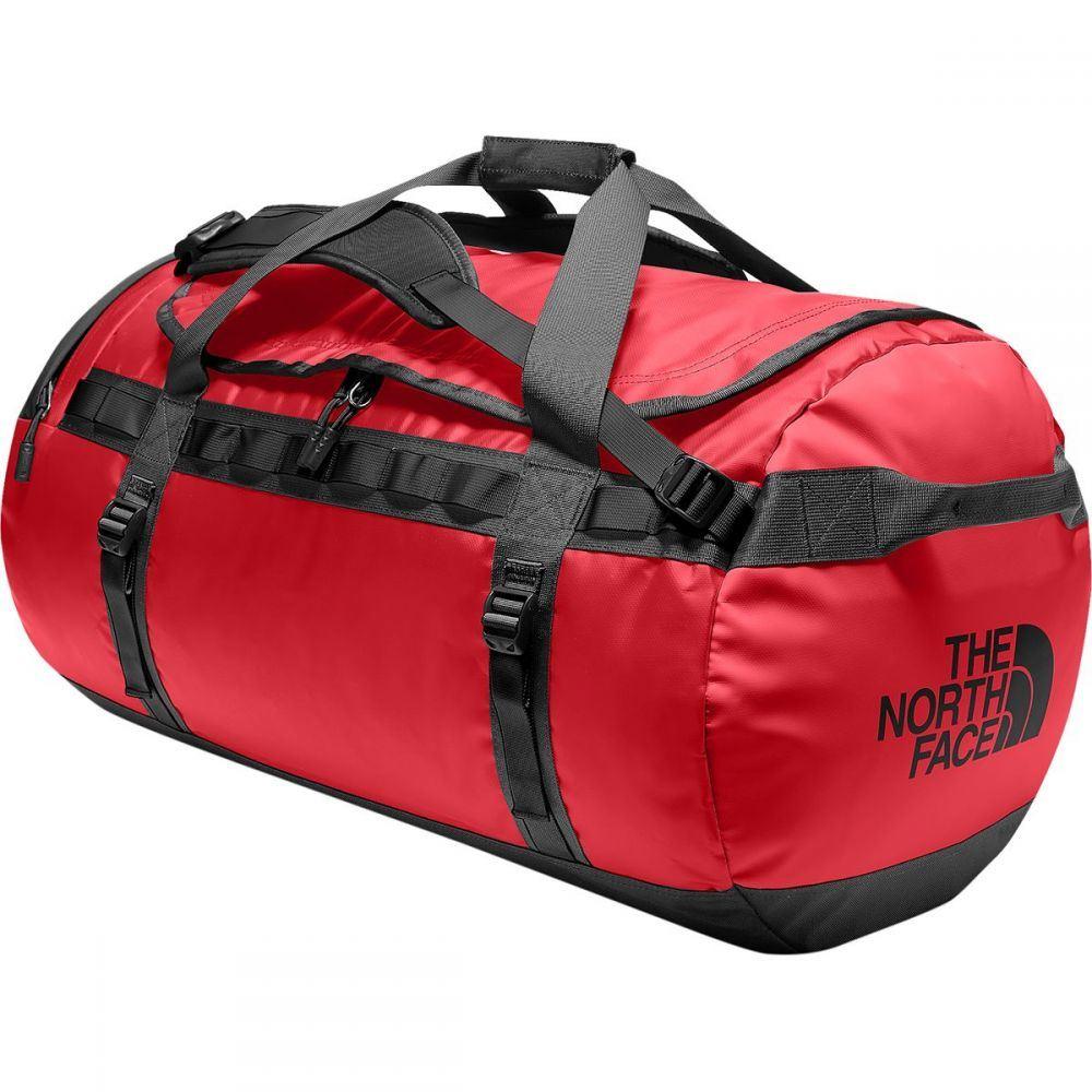 ザ ノースフェイス The North Face レディース バッグ ボストンバッグ・ダッフルバッグ【Base Camp 95L Duffel】Tnf Red/Tnf Black