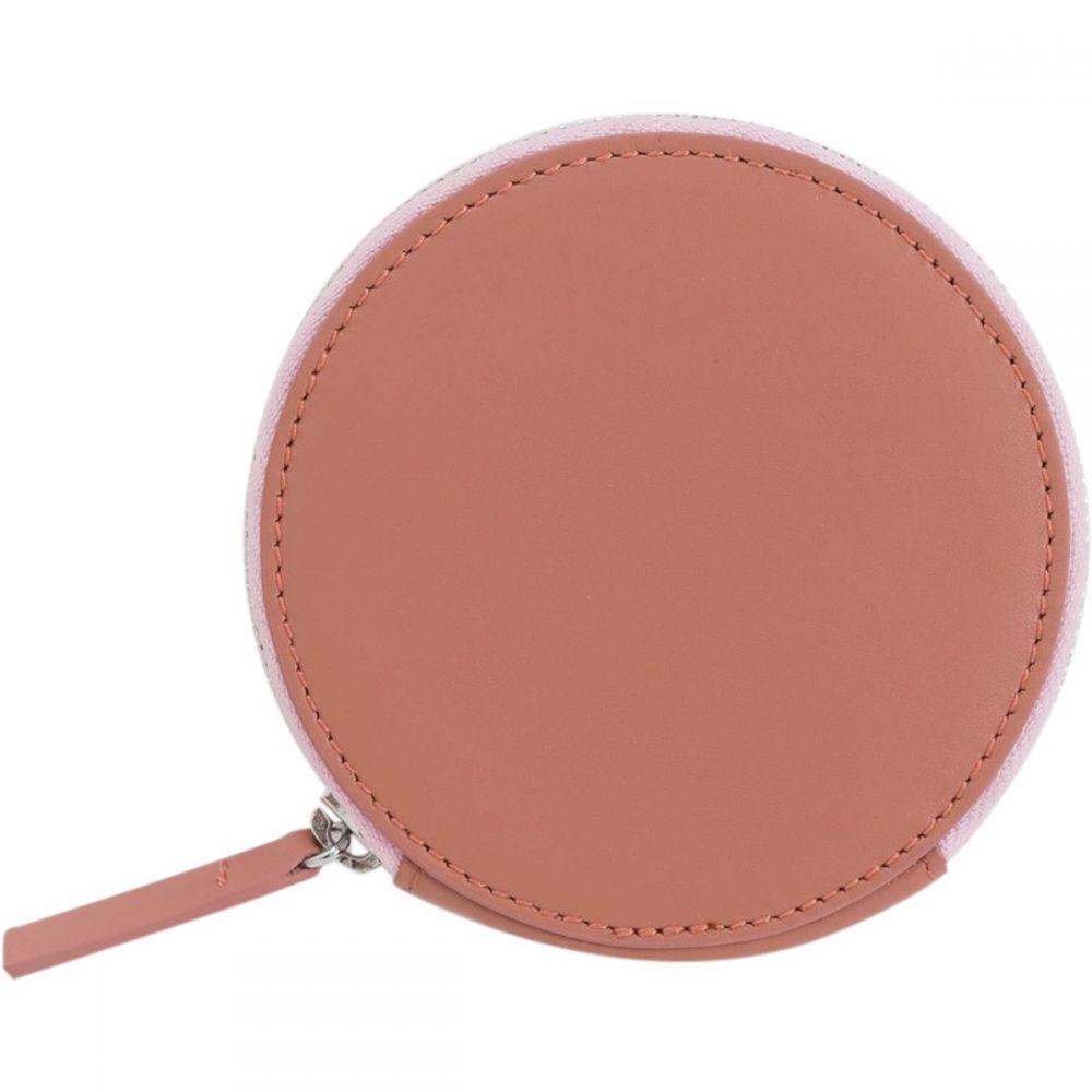 バッグー BAGGU レディース 財布【Circle Wallet】Terracotta/Cottoncandy