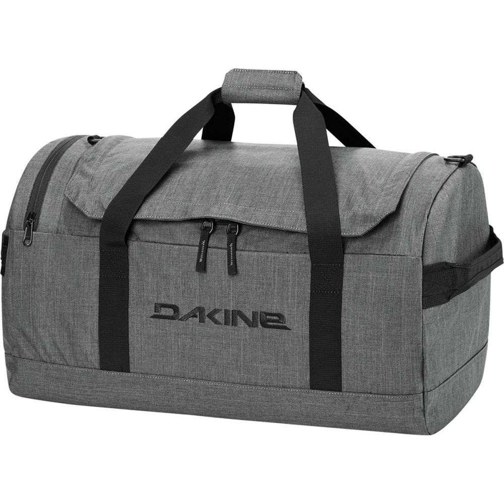 ダカイン DAKINE レディース バッグ ボストンバッグ・ダッフルバッグ【EQ 50L Duffel Bag】Carbon