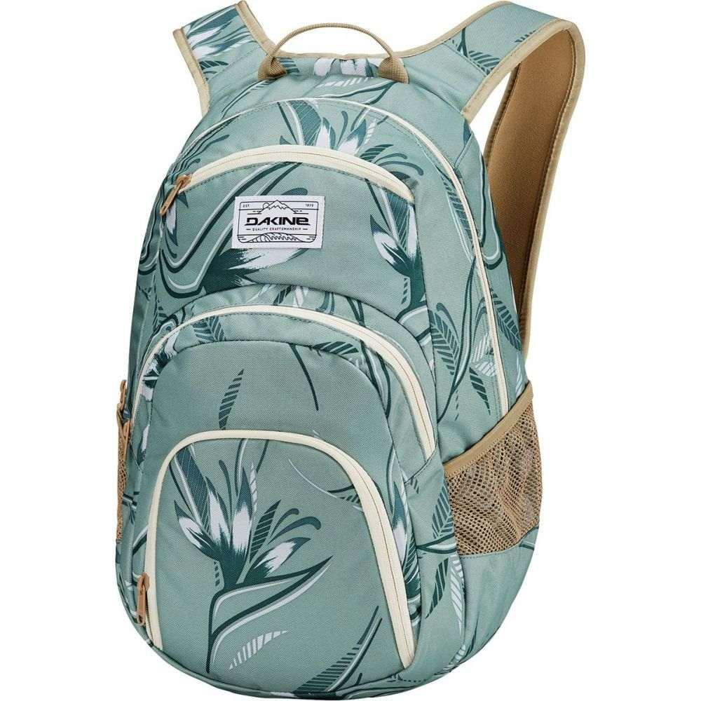 ダカイン DAKINE レディース バッグ バックパック・リュック【Campus 25L Backpack】Noosa Palm