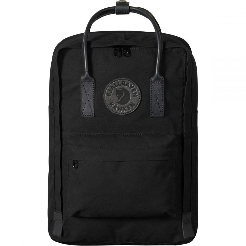 フェールラーベン Fjallraven レディース バッグ パソコンバッグ【Kanken No.2 Black 15in Laptop Backpack】Black