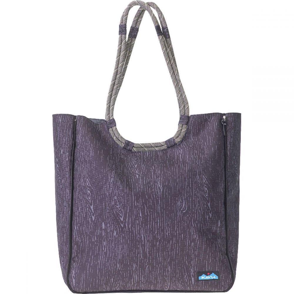 カブー KAVU レディース バッグ【Market Bag】Black Oak