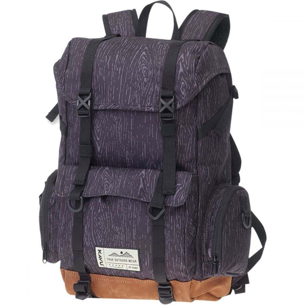 カブー KAVU レディース バッグ バックパック・リュック【Camp Sherman 18L Backpack】Black Oak