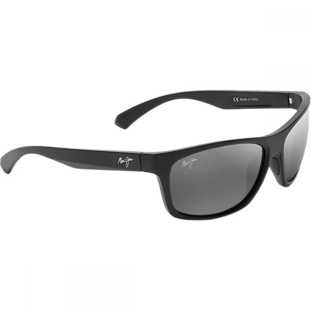 マウイジム Maui Jim レディース メガネ・サングラス【Tumbleland Polarized Sunglasses】Matte Black/Neutral Grey
