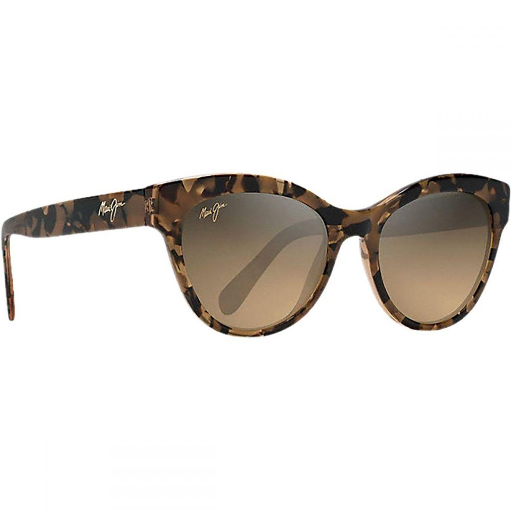マウイジム Maui Jim レディース スポーツサングラス【Ku'uipo Polarized Sunglasses】Caramel/HCL Bronze
