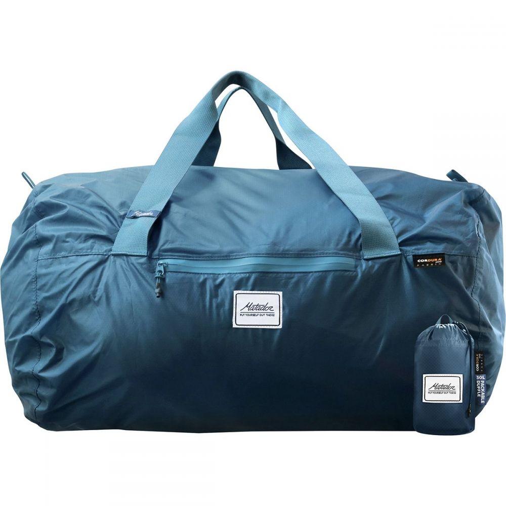 マタドール Matador レディース バッグ ボストンバッグ・ダッフルバッグ【Transit 30L Duffel Bag】Indigo