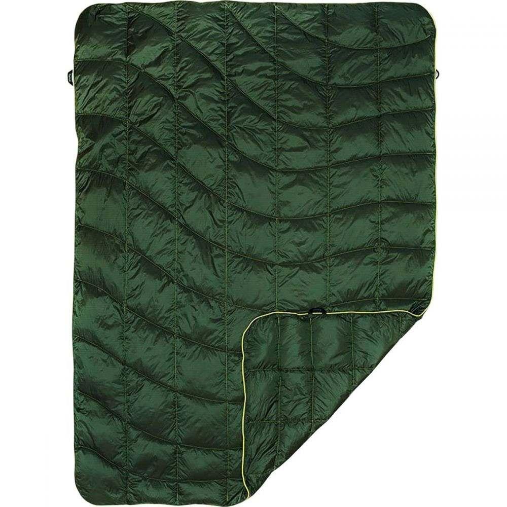 ルンプル Rumpl レディース 雑貨【The Down Puffy 1 - Person Solid Blanket】Forest Green/Moss