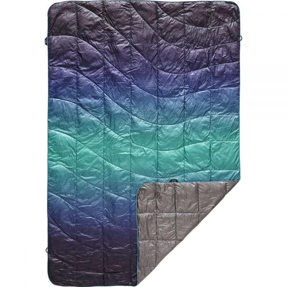 ルンプル Rumpl レディース 雑貨【The Down Puffy Faded Print 1 - Person Blanket】Mystic Fade