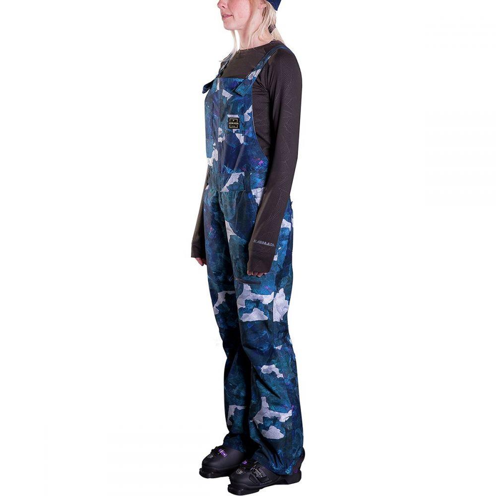 アルマダ Armada レディース スキー・スノーボード ボトムス・パンツ【Cassie Overall Pant】Ocean Lava