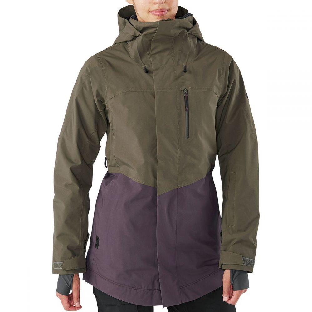 ダカイン DAKINE レディース スキー・スノーボード アウター【Silcox 2L Insulated Jacket】Tarmac/Amethyst
