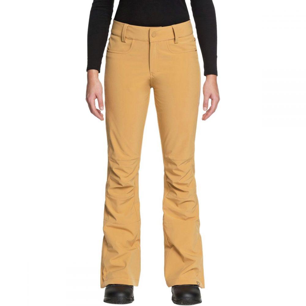 ロキシー Roxy レディース スキー・スノーボード ボトムス・パンツ【Creek Softshell Pant】Apple Cinnamon