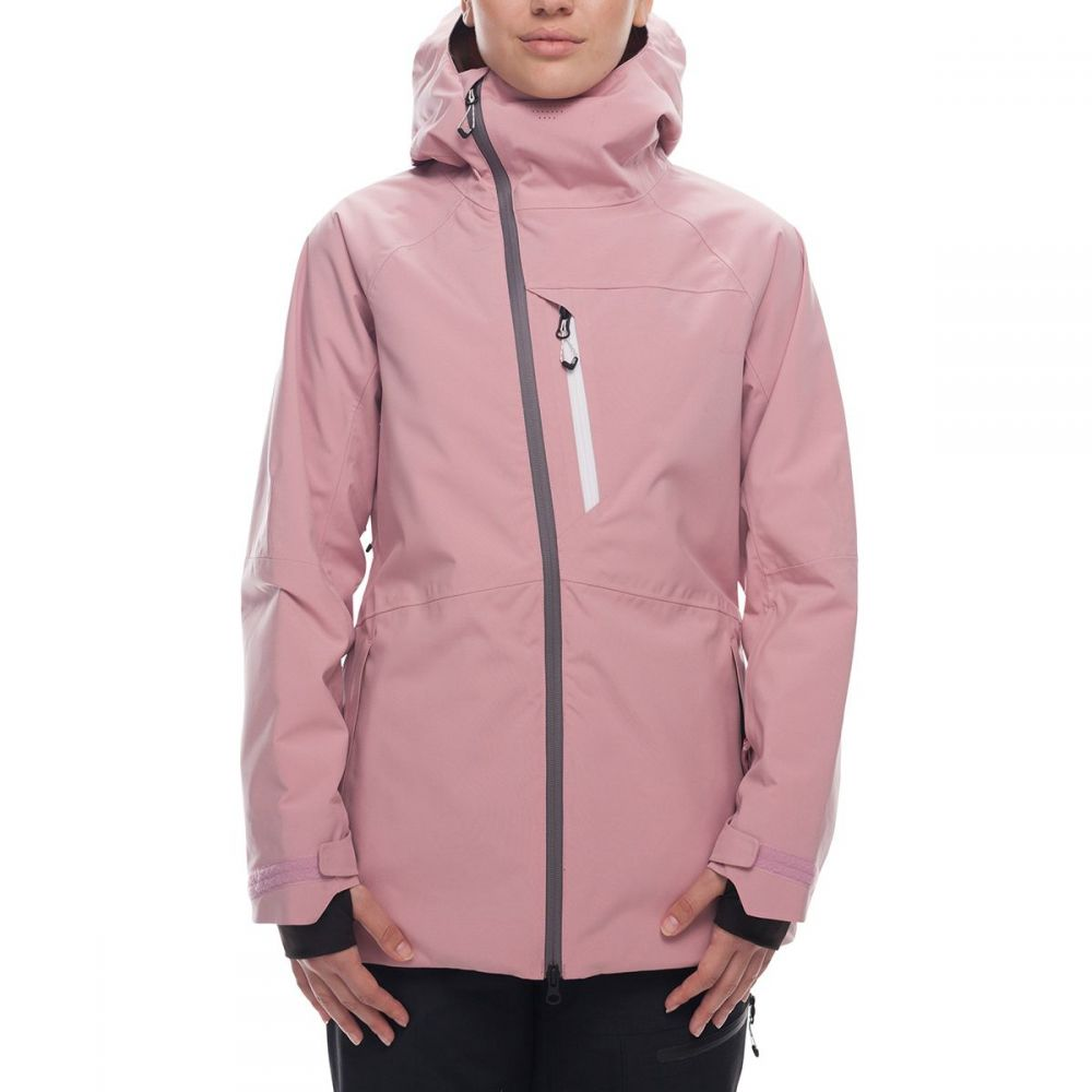 シックス エイト シックス 686 レディース スキー・スノーボード アウター【Hydra GLCR Insulated Jacket】Blush