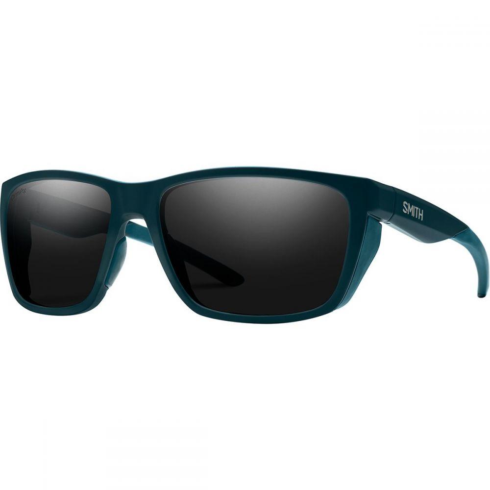 スミス Smith レディース メガネ・サングラス【Longfin Polarized Chromapop Sunglasses】Matte Deep Forest/Polarized Sun Black