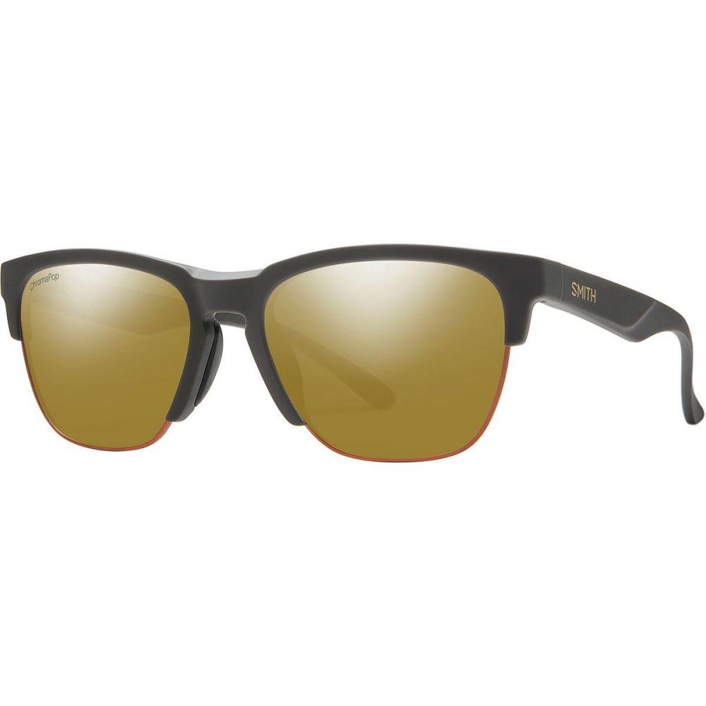 スミス Smith レディース メガネ・サングラス【Haywire ChromaPop Polarized Sunglasses】Matte Gravy/Polarized Bronze
