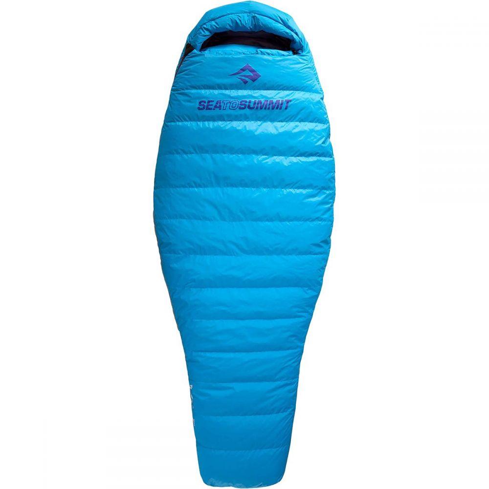 シー トゥ サミット Sea To Summit レディース ハイキング・登山【Talus TsII Sleeping Bag: 14 Degree Down】Blue