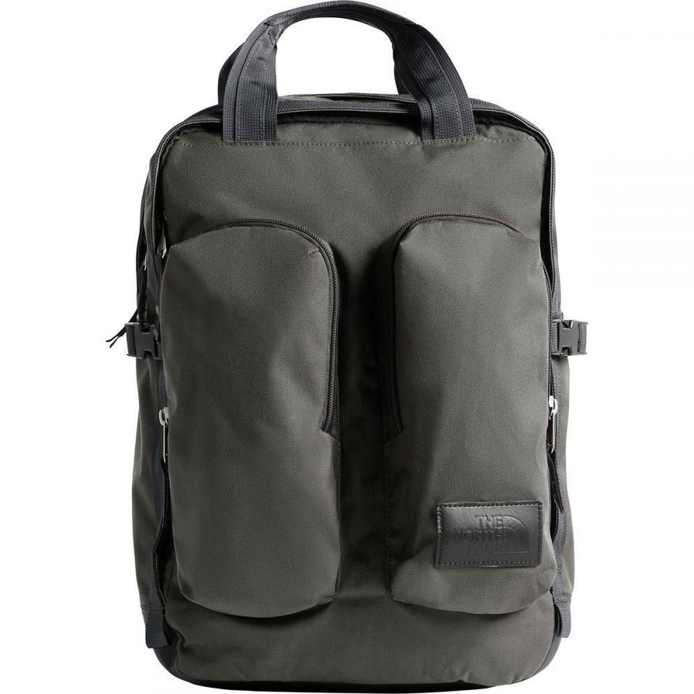 ザ ノースフェイス The North Face レディース バッグ バックパック・リュック【Mini Crevasse 14.5L Backpack】Asphalt Grey Heather/Tnf Black