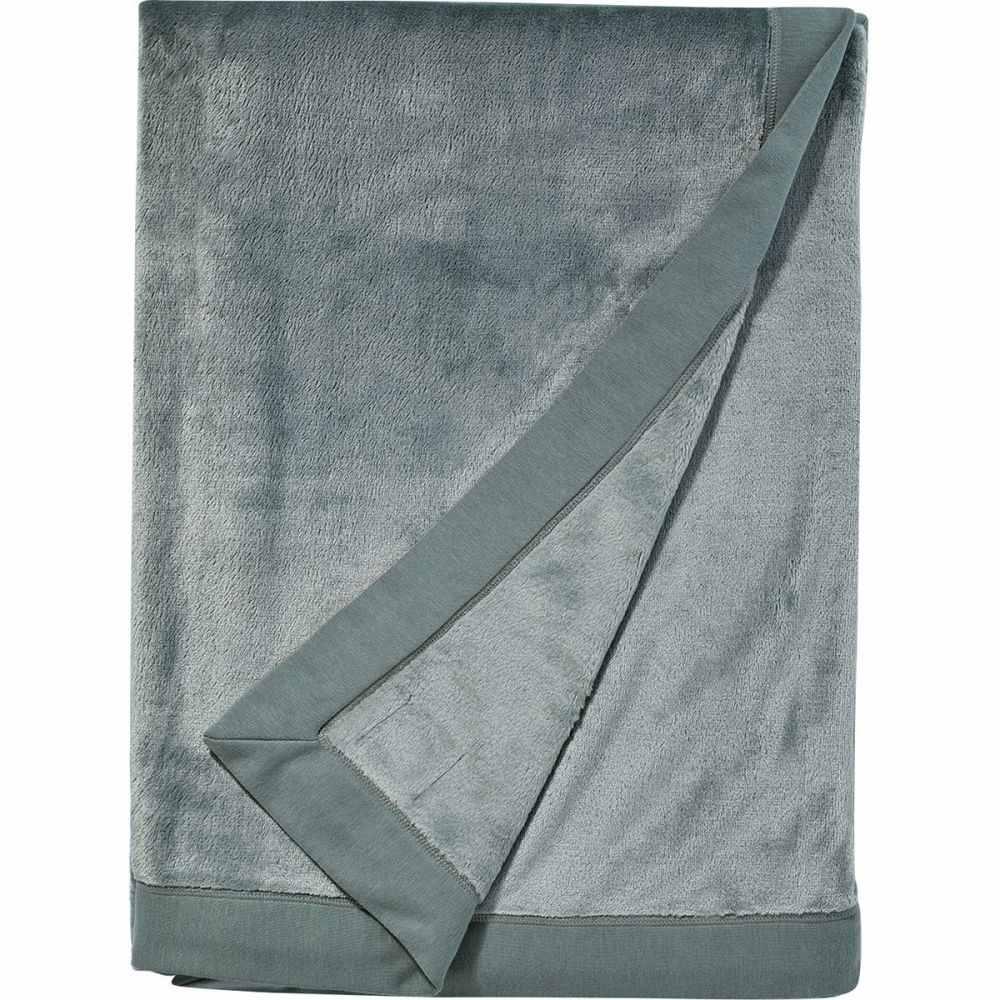 アグ UGG レディース 雑貨【Duffield Throw Blanket】Chilinois Green