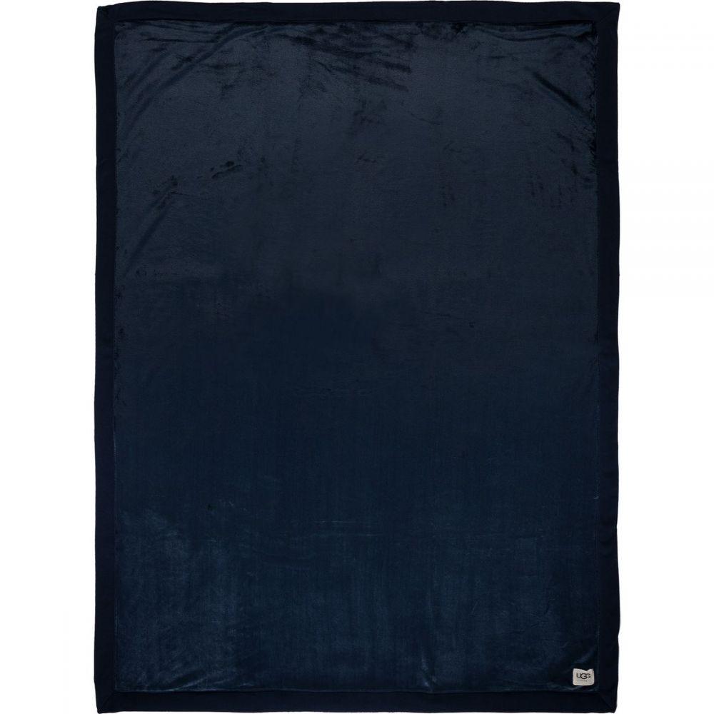 アグ UGG レディース 雑貨【Duffield Throw Blanket】Indigo