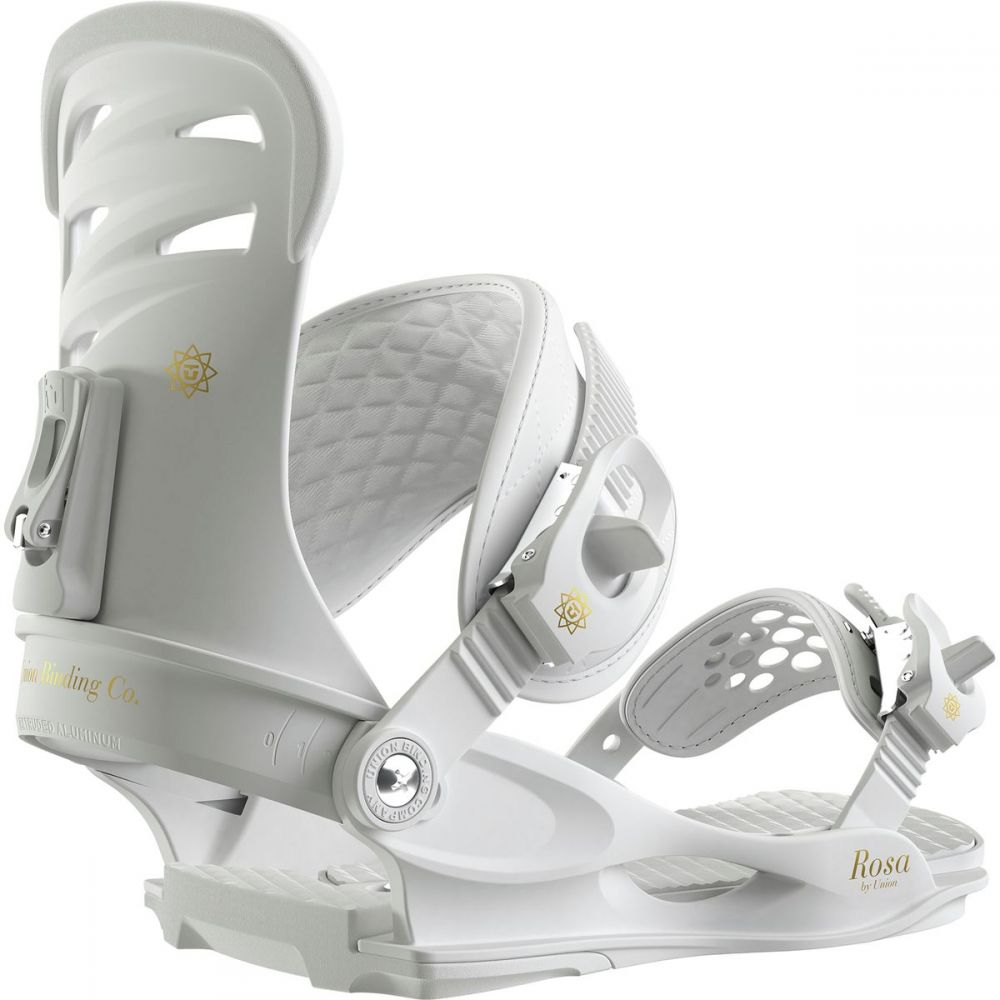 【人気商品!】 ユニオン Binding】White Union レディース ユニオン レディース スキー・スノーボード ビンディング【Rosa Snowboard Binding】White, Caring heart(キャリングハート):06f91086 --- canoncity.azurewebsites.net