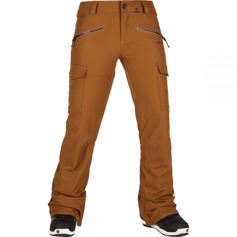 ボルコム Volcom レディース スキー・スノーボード ボトムス・パンツ【Mira Pant】Copper