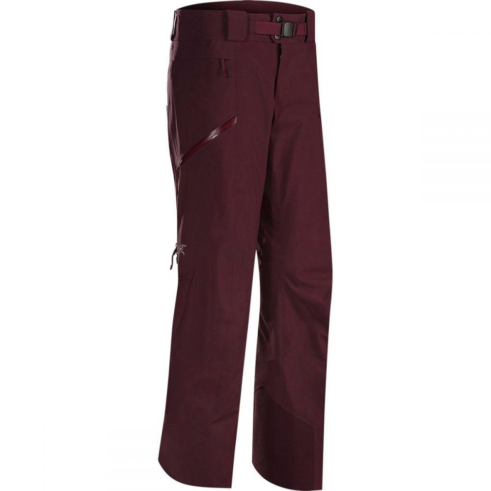 アークテリクス Arc'teryx レディース スキー・スノーボード ボトムス・パンツ【Sentinel Pant】Crimson