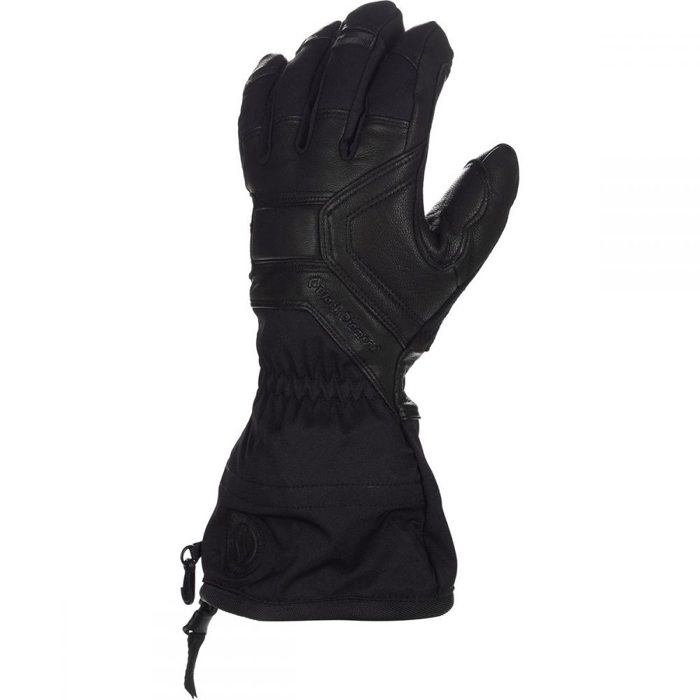 ブラックダイヤモンド Black Diamond レディース スキー・スノーボード グローブ【Guide Ski Glove】Black