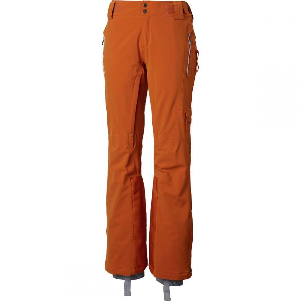 コロンビア Columbia レディース スキー・スノーボード ボトムス・パンツ【Titanium Powder Keg Pant】Bright Copper