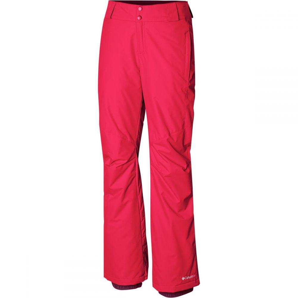 コロンビア Columbia レディース スキー・スノーボード ボトムス・パンツ【Bugaboo II Pant】Red Mercury