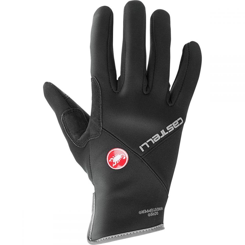 カステリ Castelli レディース 自転車 グローブ【Scalda Pro Glove】Black