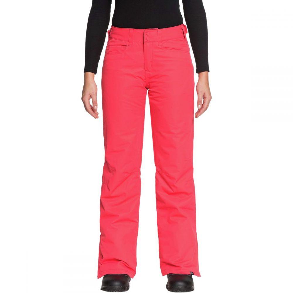 ロキシー Roxy レディース スキー・スノーボード ボトムス・パンツ【Backyard Pant】Teaberry